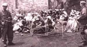 Argelinos sobre o julgo de militares franceses