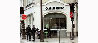 Ataque terrorista ao jornal francês 'Charlie Hebdo'