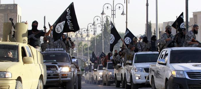 Os veiculos leves que equipam os ISIS sáo as Toyotas