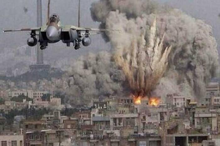 a-bombardeios