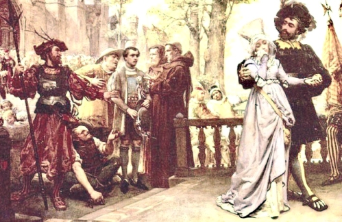 O direito do Senhor Feudal à primeira noite com a noiva - JUS PRIMAE NOCTIS.jpg